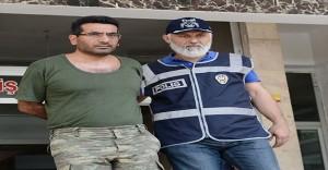 9 Rütbeli Asker Tutuklandı