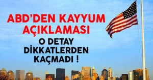 ABD'den 'Kayyum' Açıklaması Geldi: Endişe Duyuyoruz