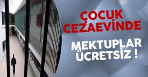 Adalet Bakanlığından Cezaevindeki Çocuklar İçin Ücretsiz Mektup Uygulaması