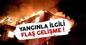 Adana'da çıkan yurt yangınıyla ilgili 14 kişi gözaltına alındı