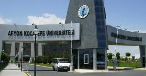 Afyon Kocatepe Üniversitesi Sözleşmeli Personel Alımı İlanı