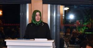 Aile Bakanı Kaya : 475 Bin Engelli ve Yaşlıya Evde Bakım Hizmeti Veriyoruz
