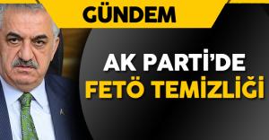 """AK Parti Genel Başkan Yardımcısı Yazıcı : """" Bu Adamlar Neye Göre FETÖ'cü ? İnceleyeceğiz"""""""