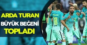 Arda, Barcelona' da Oynadığı Futbolla Göz Doldurmaya Devam Ediyor!