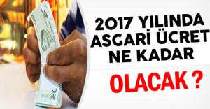 Asgari Ücret Hakkında Görüşmeler Başlıyor ( 2017 Asgari Ücret Ne Kadar Olacak ? )