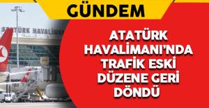 Atatürk Havalimanı'nı Kullananlara Müjde !