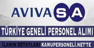 Avivasa Emeklilik Türkiye Geneli Eleman Alacak