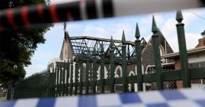 Avustralya'da Cami Yakıldı