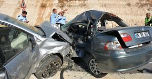 Aydın'da Feci Trafik Kazası