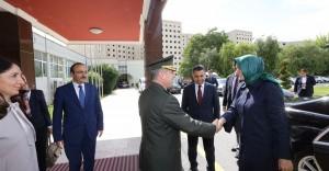 Bakan Kaya Tedavi Altında Ki Asker ve Polisleri Ziyaret Etti