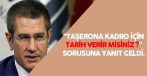 """Başbakan Yardımcısı Canikli'den Taşeron Son Dakika Açıklaması : """" Taşeron için Tarih Vermek İstemiyoruz Ama"""""""