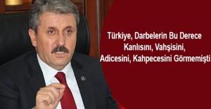 """BBP Genel Başkanı Mustafa Destici: """" Türkiye Bu Kadar Kahpecesini Görmemişti"""" (Mustafa Destici Kimdir?)"""
