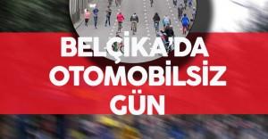 Belçika'da Otomobilsiz Gün Etkinlikleri Yine Renkli Geçiyor