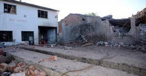 Bilecik'te Patlama : 1 Yaralı