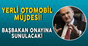 Bilim, Sanayi ve Teknoloji Bakanından Müjdeli Haber: Yerli Otomobil !