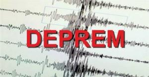 Bingöl'ün Ilıcalar Beldesinde Deprem Oldu