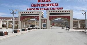Bozok Üniversitesi Akademik Personel Alımı İlanı