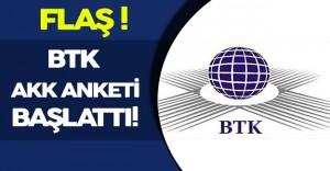 BTK, Adil Kullanım Kotasının Kaldırılmasına İlişkin Anketi Yayımladı!