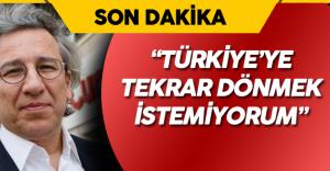 Can Dündar Kaçtı !  ' OHAL Bitene Kadar Türkiye'ye Dönmek İstemiyorum'