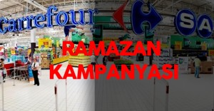 CarrefourSA Ramazan Kampanyaları Başlıyor ( 4 Farklı Ramazan Kolisi )