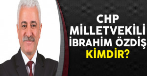 CHP Adana Milletvekili İbrahim ÖZDİŞ Kimdir?