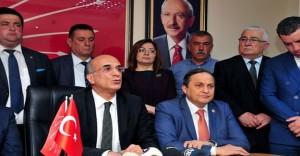 CHP Genel Başkan Yardımcıları Tekin Bilgöl ile Seyit Torun'un Açıklamaları