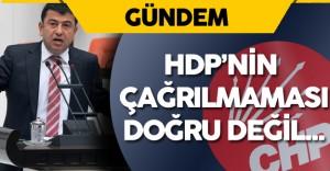 """CHP Genel Başkan Yardımcısı Ağbaa: """" CHP 15 Temmuz Akşamı Demokrasiye Sahip Çıktı"""""""