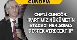 CHP'li Güngör'den Kılıçdaroğlu'nun Konvoyuna Yapılan Saldırı Hakkında Açıklama