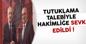 CHP Liderinin Başdanışmanına FETÖ'den Tutuklama İstendi
