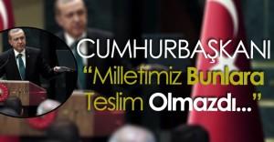 Cumhurbaşkanı Erdoğan Hakim ve Cumhuriyet Savcısı Kura Töreninde