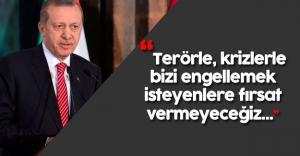 Cumhurbaşkanı Recep Tayyip Erdoğan'dan Ramazan Bayramı Mesajı