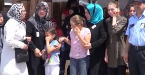 Darbe Girişimi Sırasında Şehit Olan Özel Harekat Polisi Toprağa Verildi