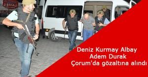 Darbeyle İlgili Soruşturma Kapsamında Albay Adem Durak Gözaltına Alındı