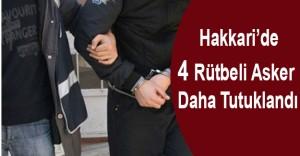 Darbeyle İligili 4 Asker Tutuklandı