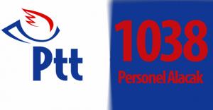PTT 1038 Sözleşmeli Personel Alımı Yapacak