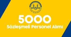 Diyanet İşleri Başkanlığı 5000 Sözleşmeli Personel Alımı Yapacak