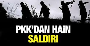 Diyarbakır'da Hain Terör Saldırısı: 3 Yaralı