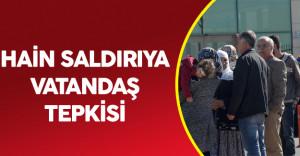 Diyarbakır'daki Hain Saldırıya Halk Tepkisi