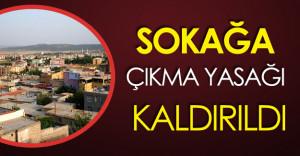 Diyarbakır Lice ve Hani'deki Sokağa Çıkma Yasağı Kaldırıldı