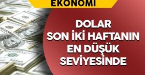 Dolar Son İki Haftanın En Düşük Seviyesinde