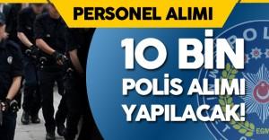EGM 10 Bin Polis Alımı Yapıyor (18.Dönem POMEM Duyurusu Yapıldı)