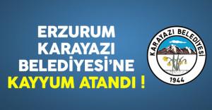 Erzurum Karayazı Belediyesine Kamil Aksoy kayyum olarak atandı