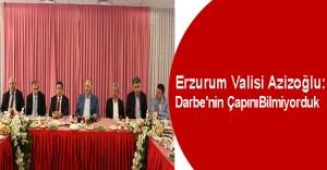 Erzurum Valisi Darbe Girişimi Hakkında Önemli Açıklamalarda Bulundu ( Bunun Çapını Bilmiyorduk... )