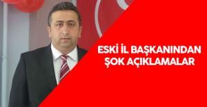 Eski MHP Bursa İl Başkanı Yüksel Yılmaz 'dan Kurultay Süreci ile İlgili Şok Açıklamalar