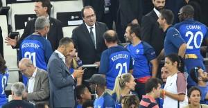 EURO 2016 Almanya Fransa Maç Özeti , Fransa Finalde