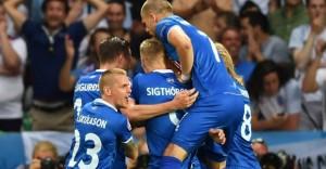 EURO 2016 İngiltere İzlanda Geniş Maç Özeti - İzlanda Çeyrek Finalde