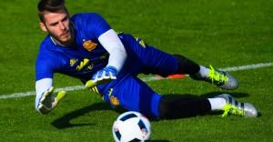 EURO 2016 İtalya İspanya Maçında De Gea Fırtınası - De Gea Kimdir?