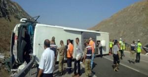 Feci Trafik Kazası: 4 Ölü 30 Yaralı
