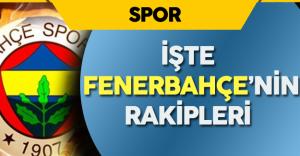 Fenerbahçe Zorlu Gruba Düştü ! İşte Fenerbahçe'nin Uefa Avrupa Ligi'ndeki Rakipleri