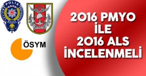 FETÖ Şüphesi ! 2016 ALS - 2016 PMYO Mülakat ve Sınavları İncelenmeli !